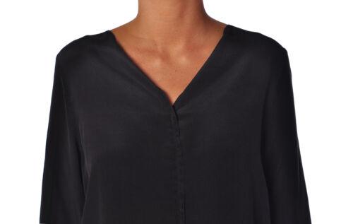Shirts 695017c184159 blouses Soallure Woman Black pqvKOw