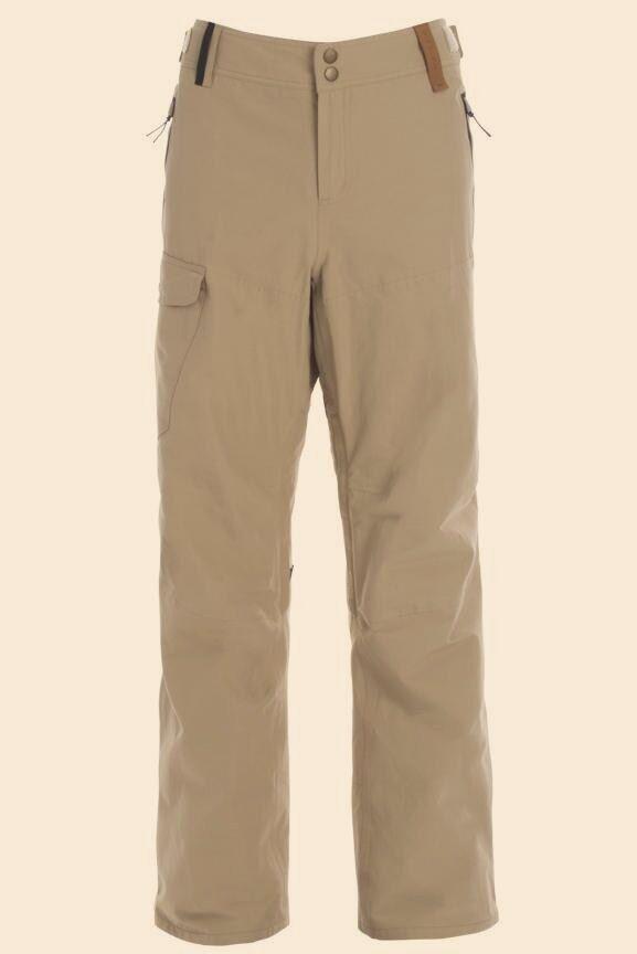 HOLDEN Men's FIELD Snow Pants - color Oat- Size XLarge - NWT