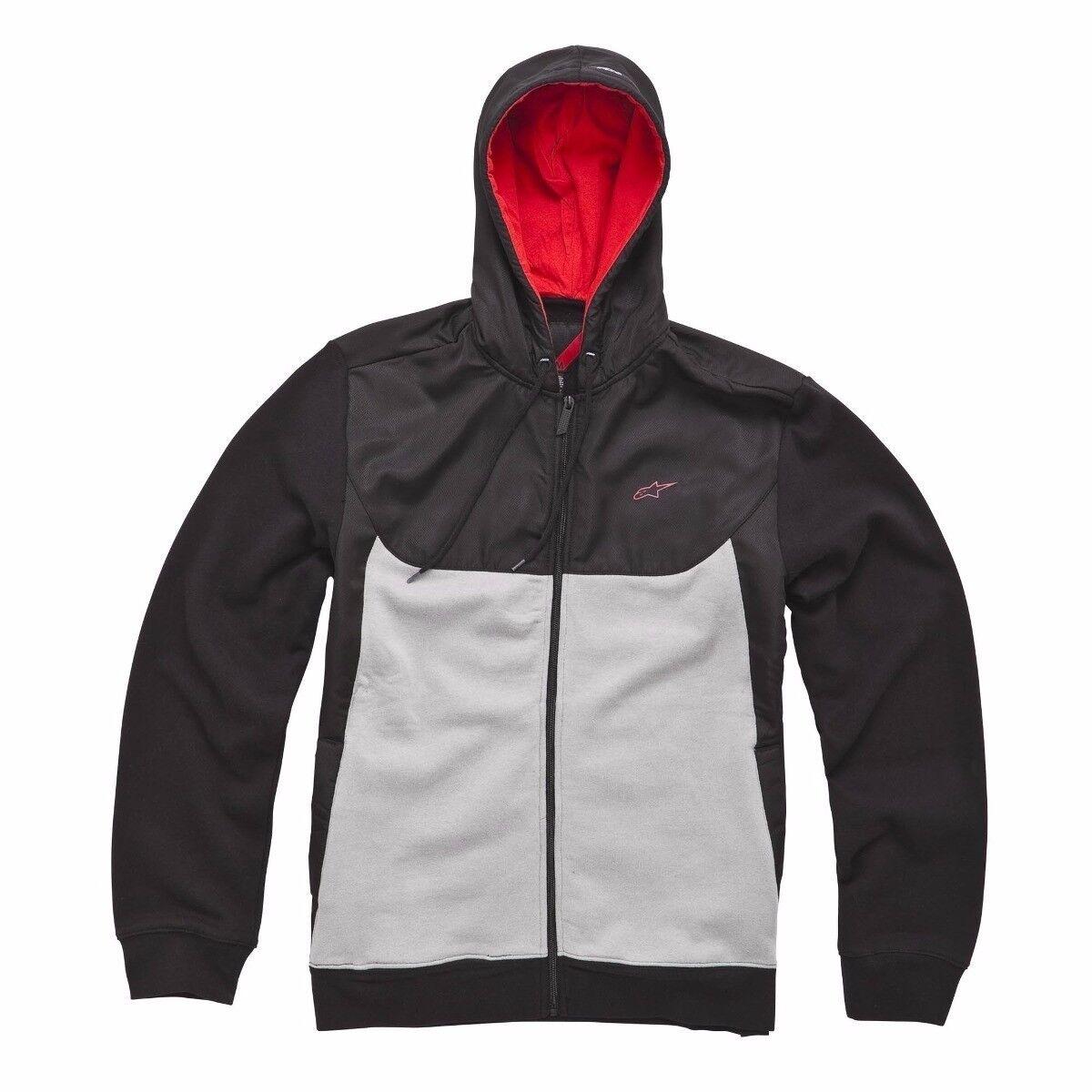 Alpinestars Affiliate Fleece Hoody (M) Black