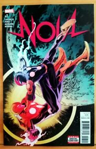 NOVA-7-2017-MARVEL-Comics-VF-NM-Comic-Book