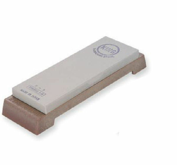 Ice Bear Japanese Medium Waterstone 6000 Grit Sharpening Stone 510465   RDGTools