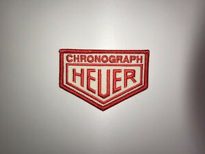 BRODERIE-CHRONOGRAPH-HEUER-ECUSSON-BADGE