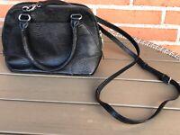 Crossbody, andet mærke, skind, AURA, håndtaske