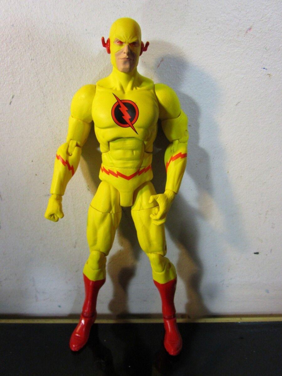 DC Coleccionables DC esencial  Reverse-Flash Acción Figura Loose