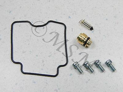 01-05 Yamaha YFM660R Raptor 660R LE SE New K/&L Carburetor Rebuild Kit 0101-283