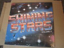 A REGGAE ENCOUNTER - SHINING STARS VOL II - RARE CANADIAN PRESS 33RPM VINYL LP