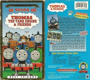 10 Years of Thomas the Tank Engine & Friends | Thomas the ...