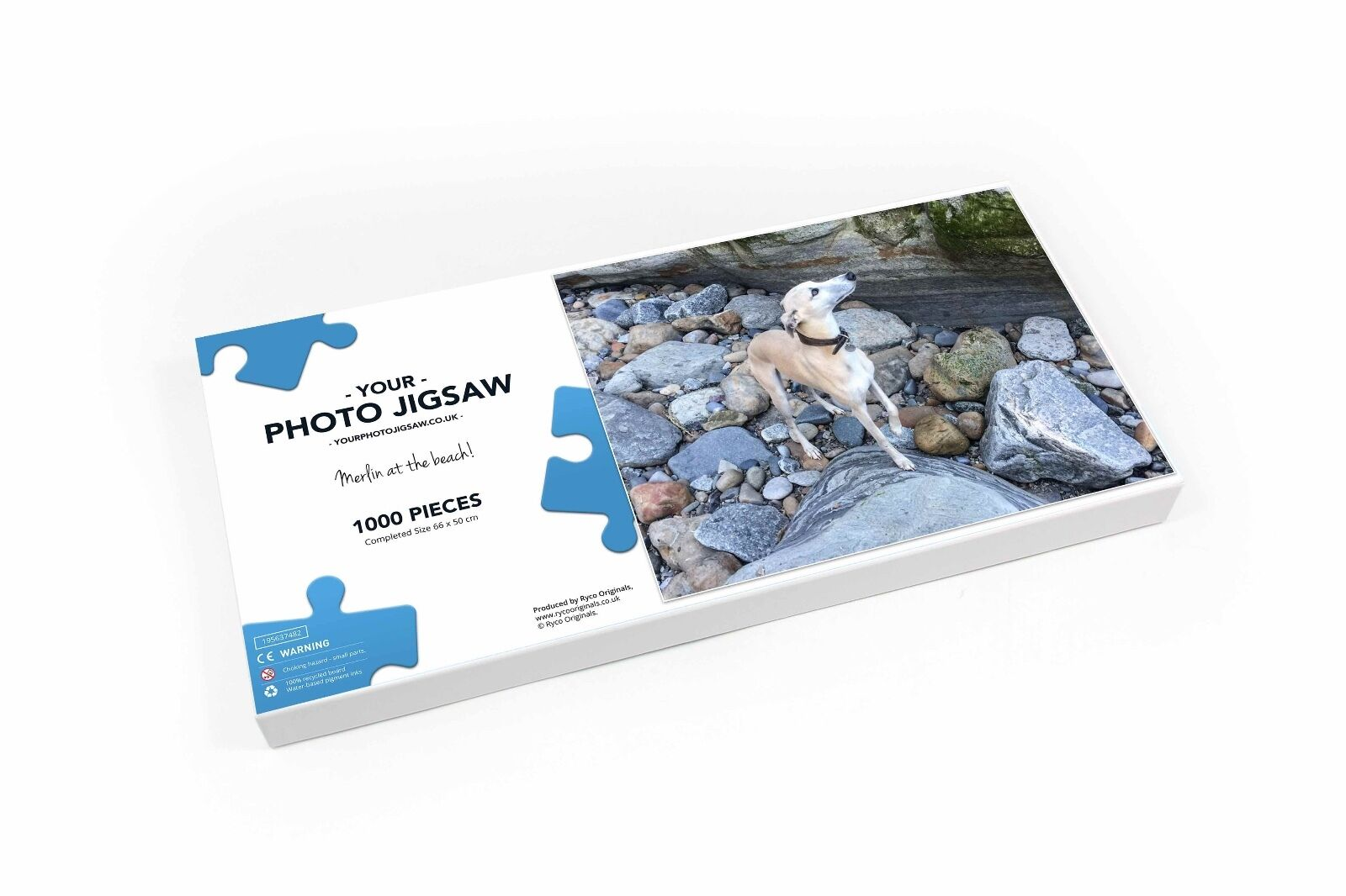 1000 piece personalised photo Jigsaw. Great personalised gift. Jigsaw from photo