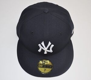 NEW NEW ERA 59FIFTY CAP NEW YORK YANKEES ON FIELD MLB AUTHENTIC ... 815c4f253b3
