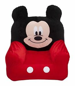 Image Is Loading Mickey Mouse Clubhouse Childrens Inflatable Chair Kids  Blow