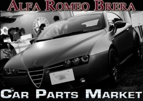 Droit Côté Conducteur Plat Aile Miroir De Verre Pour Alfa Romeo Brera Spider 2006-2010