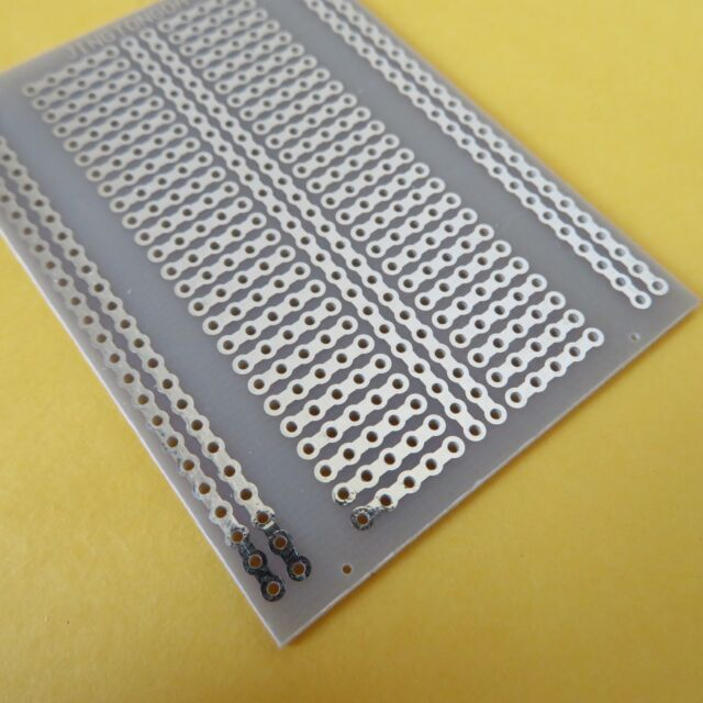 5pcs universal circuit board breadboard prototype paper pcb 5x7cm5pcs universal stripboard prototype 5x7cm pcb 5er hole circuit board breadboard
