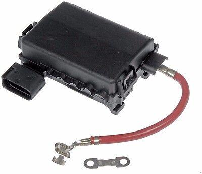 For VW Beetle Golf Jetta Black Battery Mounted Fuse Box Dorman 924-680    eBay   2003 Jetta Battery Fuse Box      eBay