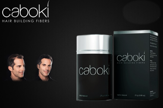 Caboki Hair Loss Concealer Medium Brown 25g Fast Shipping From USA