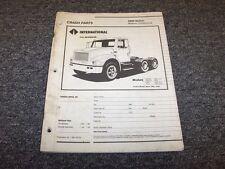 1989-1990 International 4000 4600 4700 4800 4900 Series Parts Catalog Manual