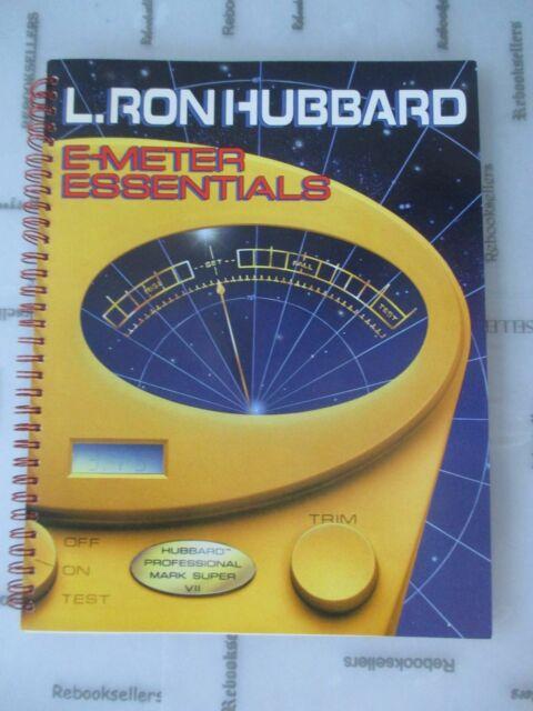 E Meter Essentials by Hubbard, L. Ron