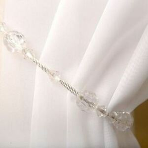 Twinkle-Beaded-Tie-Backs-Bead-For-Curtains-Or-Voiles-White-Clear-2