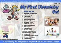 My First Chemistry Set Ages 8+ Beaker Lab Kit