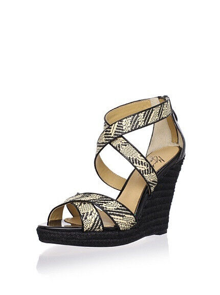 Badgley Mishka MARK OCH JAMES REZA BLAND WEGG SANDALS SANDALS SANDALS HEELS nyA 7  245  perfekt