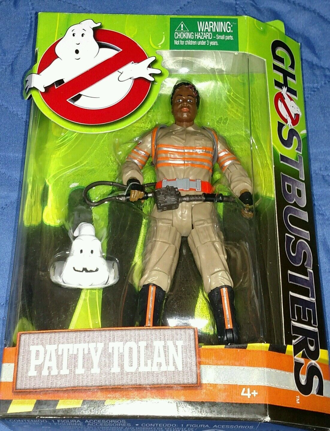 GHOSTBUSTERS PATTY TOLAN 6 FIGURE