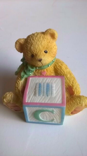 CHERISHED TEDDIES WITH A