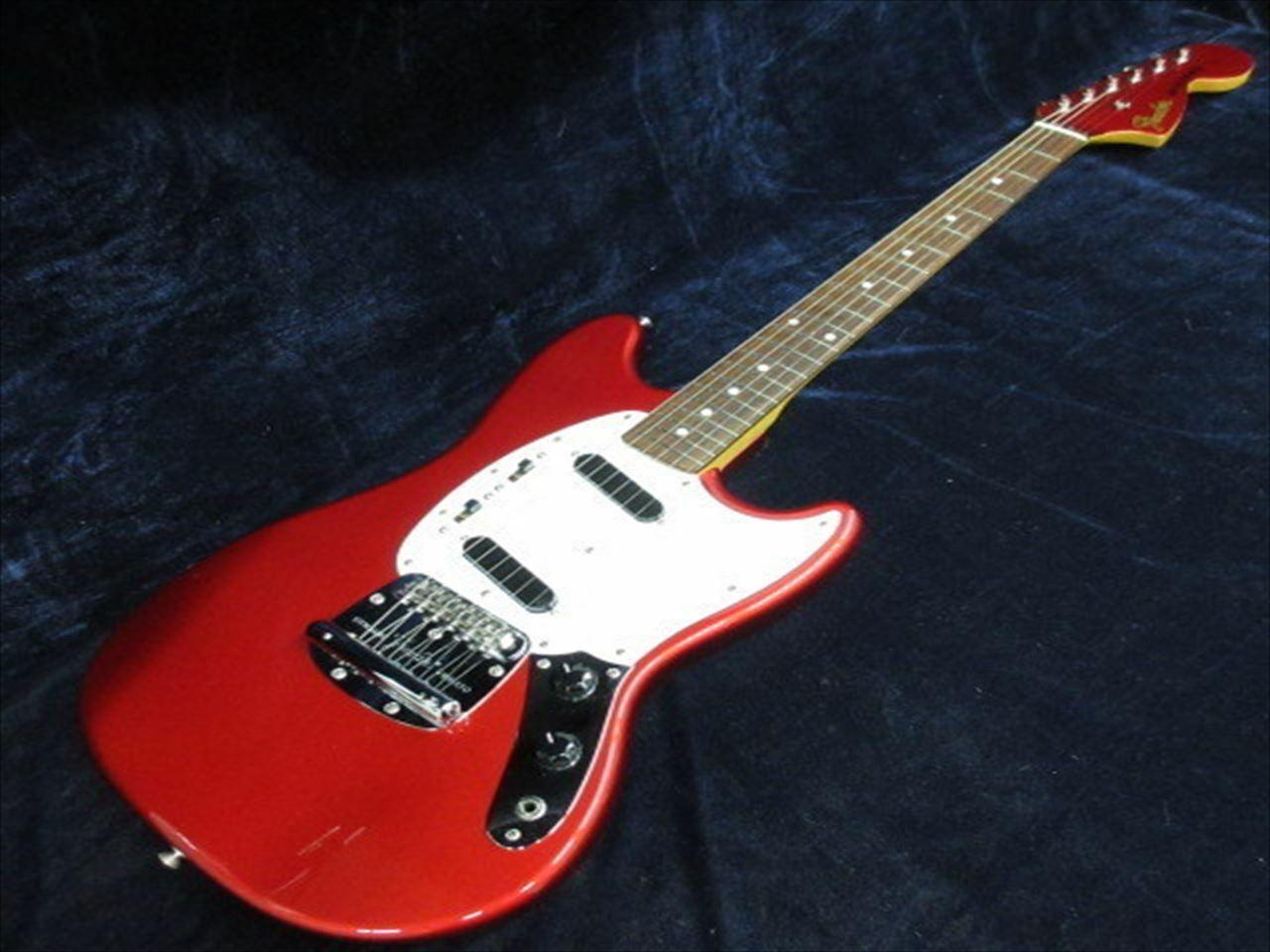 Fender Japan MG69 MH JAPAN beautiful rare EMS F S