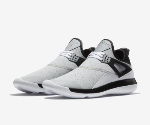 Jordan Fly '89 zapatos corrientes de los negro hombres de lobo gris negro los 940267 013 efc013