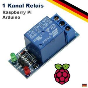 1-Kanal-Relais-5V-230V-Raspberry-Pi-Modul-Channel-Relay-Arduino