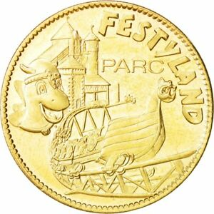 93212-Francia-Token-Tourist-Token-Arts-amp-Culture-2008-SPL