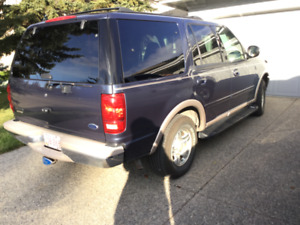 1998 Ford Expedition 2WD Eddie Bower Edition
