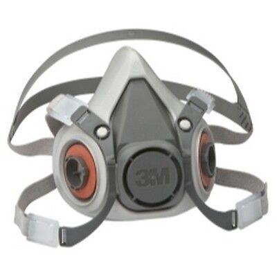 3m Half Facepiece Reusable Respirator 6200/07025, Medium Mmm7025 Brand New! Prezzo Di Vendita Diretto In Fabbrica