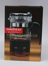 Kamjove TP-200*Glass Tea Pot* Large Gongfu Art Tea Cup-1000ml