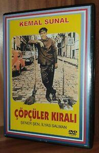 Tuerkische-Filme-Coepcueler-Kral-Kemal-Sunal-ener-en-DVD-Turkish-Movies