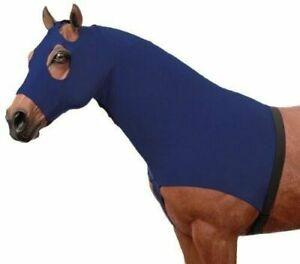 Horse Winter Blanket Neck Cover Hood 52006