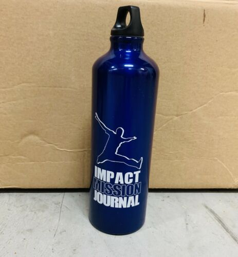 Impact Mission Stainless Steel Insulated Classic Bottle with Loop Cap 16 oz New