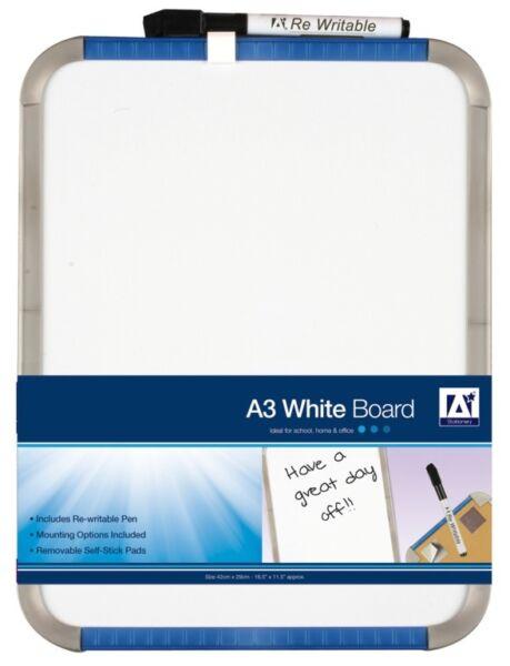 A4 White Board Anker International Stationery