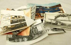 Collection-Railway-Engines-PHOTOGRAPHS-amp-relating-topics-job-lot