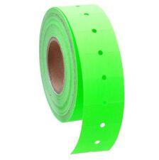 10 Rolls 5000 Tags Green Labels For Motex Mx 5500 L5500 Mx989 Price Gun