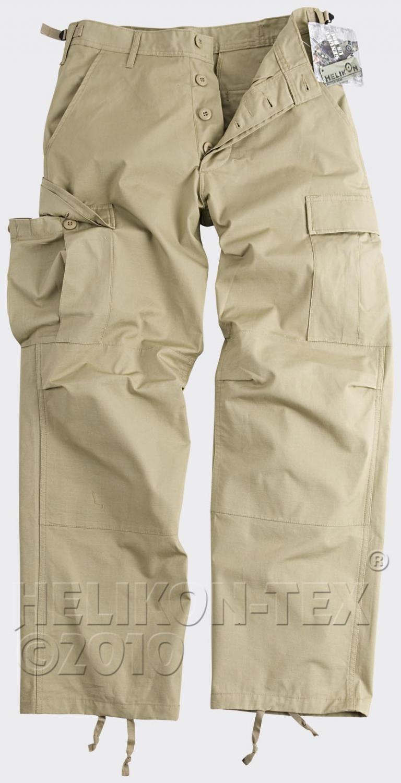 Helikon Tex US BDU Casual Outdoor Pants Army Pants Khaki Beige XXL XXLarge