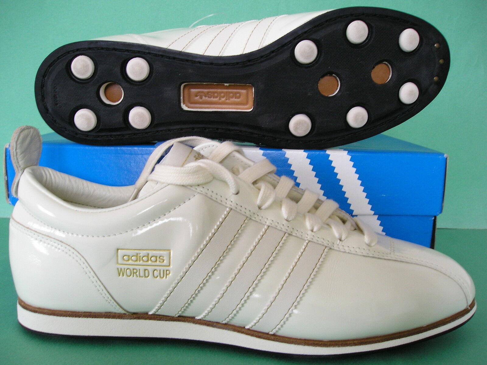Sehr seltene vintage - adidas wm 66 schuh england samba - - samba gazelle, chile - mens 10,5 1afe69