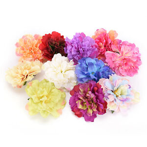 A New Flower Hair Clips Flower Girl Accessories G