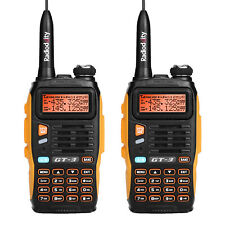 Baofeng/Pofung *GT-3 Mark II* Ricetrasmittente FM Dual Band Radio Walkie Talkies