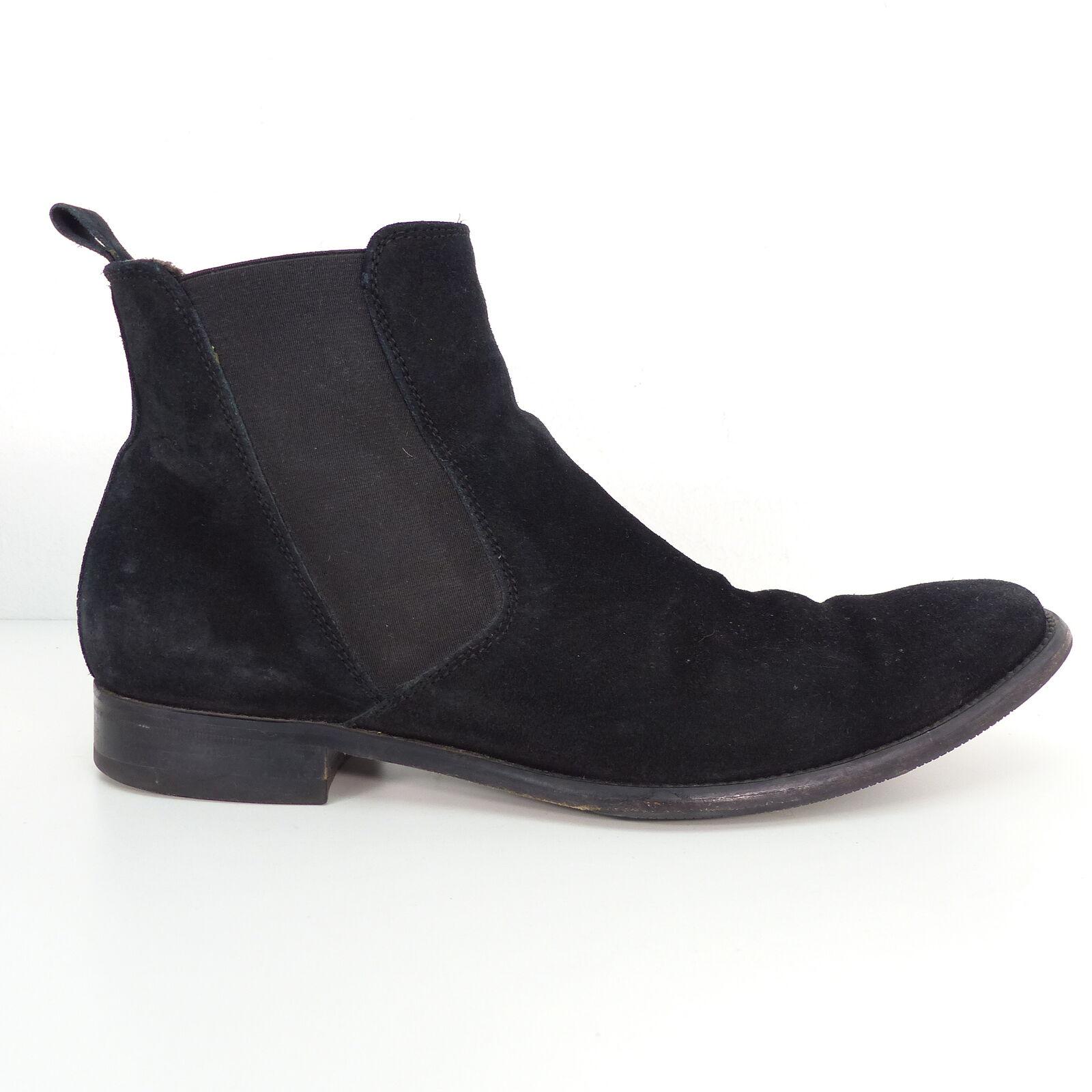 Joss Suede chelsea botas Echt Leder negro Gr. caballeros botas zapatos Sho
