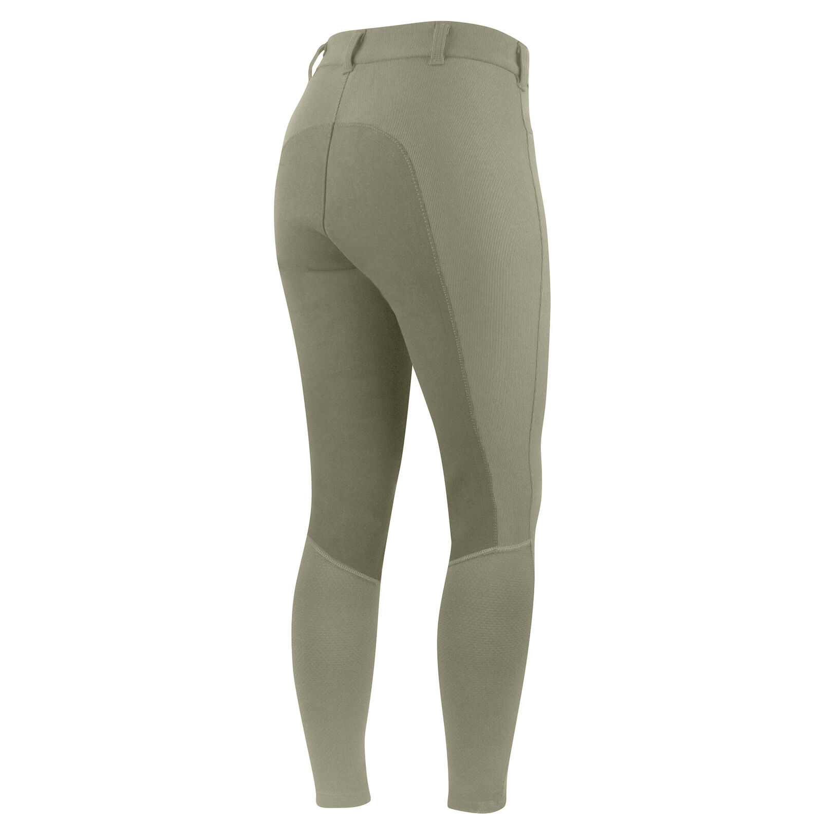 Irideon Ladies Cadence Euro Full Seat Riding Breeches Breathable Mesh Calf