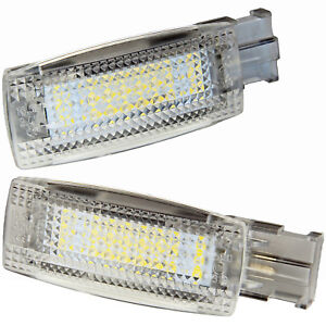 2-X-LED-Maquillage-Spiegelbeleuchtung-pour-VW-Jetta-Sirocco-Sharan-T-Roc-7404