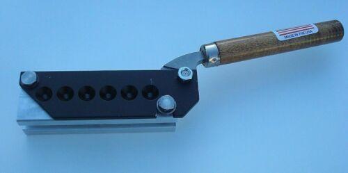 LEE Mold 6 Cavity Mold 358-125-RF 38//357 caliber 125 Grain Bullet 90306