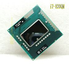 Intel Core i7 820QM CPU 1.73 GHz 8M Quad-Core SLBLX Socket G1 PGA998 Processor