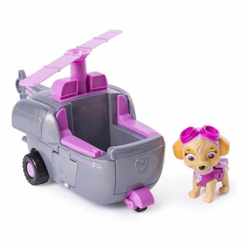 Paw PATROL SKYE/'S trasformando Elicottero veicolo con figura cucciolo