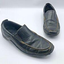 29b8df81f0c Cole Haan C03557 Tucker Venetian Men Black Leather Slip On Loafer Shoe Size  9M