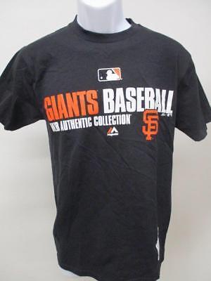 Zielstrebig Neu San Francisco Giants Herren GrÖsse S/l/xl Sport 2xl Schwarz Majestic Shirt Uvp